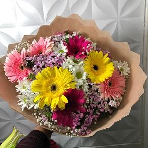 karma Çiçek demeti Karma Kır Çiçekleri