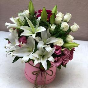 заказать доставку букета цветов в алании на нашем сайте