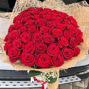 papatyalar güller 61 Gül Demeti