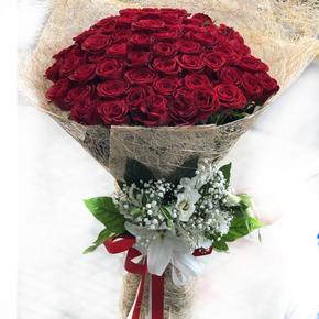 alanya blumen online bestellen 71 roses bouquet