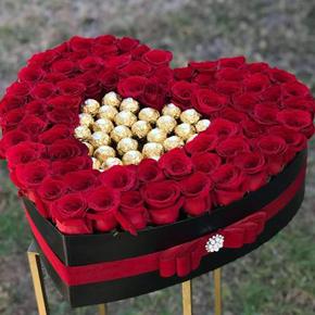 alanya Çiçek Güllerden Özel Tasarım